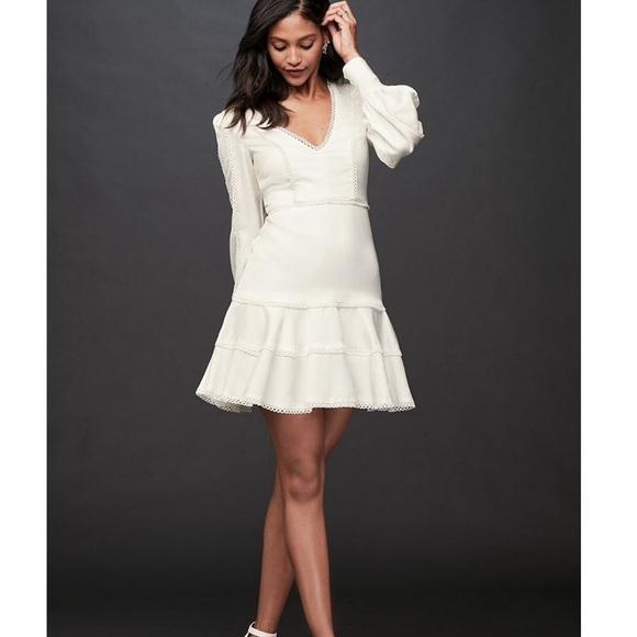 Bardot Dresses & Skirts - Bardot Priano trim fit and flare dress